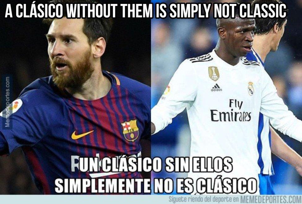 Soccer Has Ruined My Friendship He A Barcelona Fan Im A Real