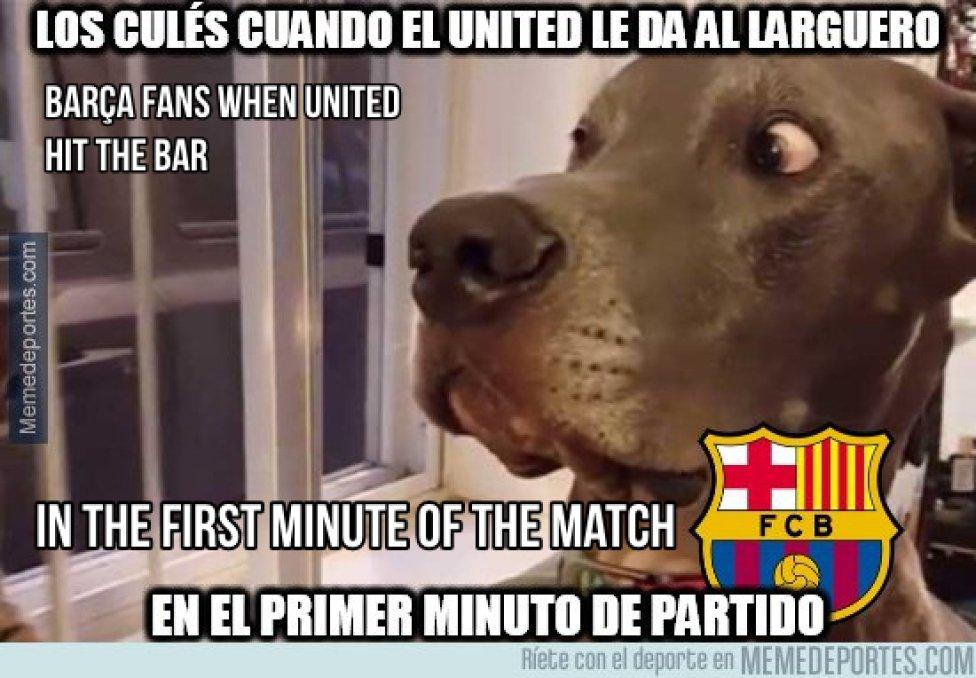 Las Burlas Del Bayern Munich Vs Barcelona