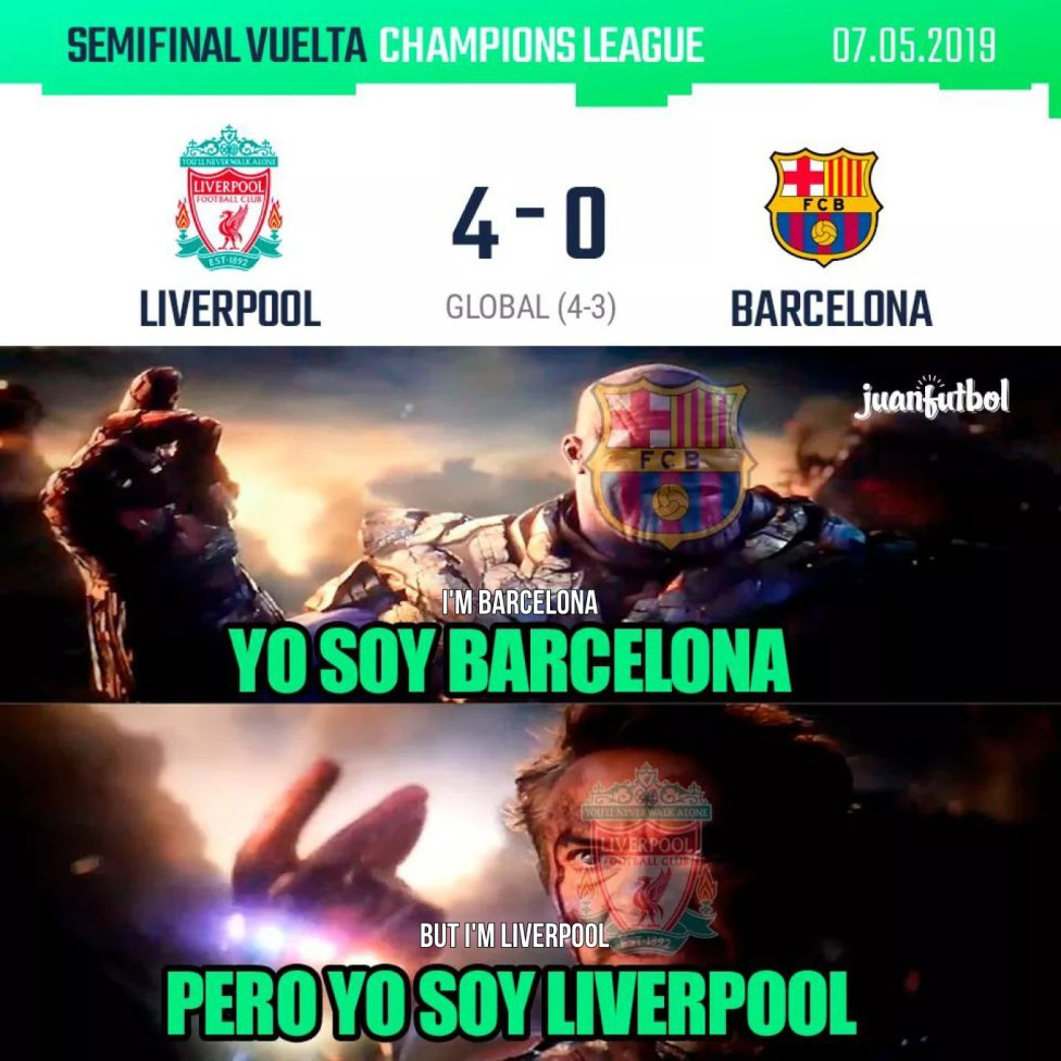 The Champions League By Angelicax Meme Center