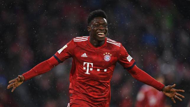 Bayern president sees a bright future for Alphonso Davies - AS.com