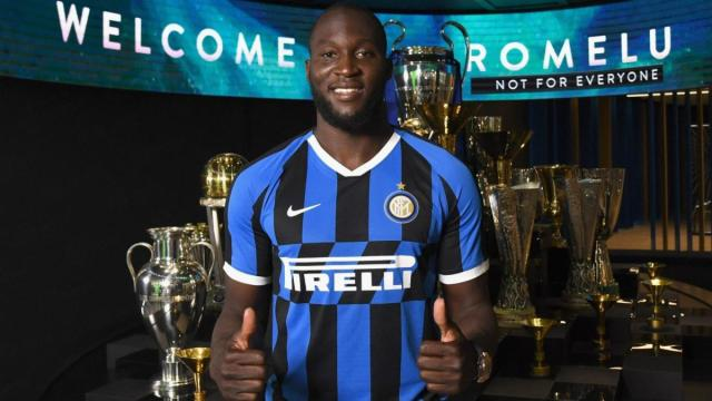 """Romelu Lukaku: """"Inter was the only club for me"""" - AS.com"""
