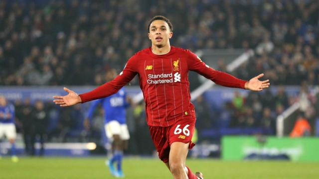 Liverpool: Alexander-Arnold plans to be a one-club man - AS.com