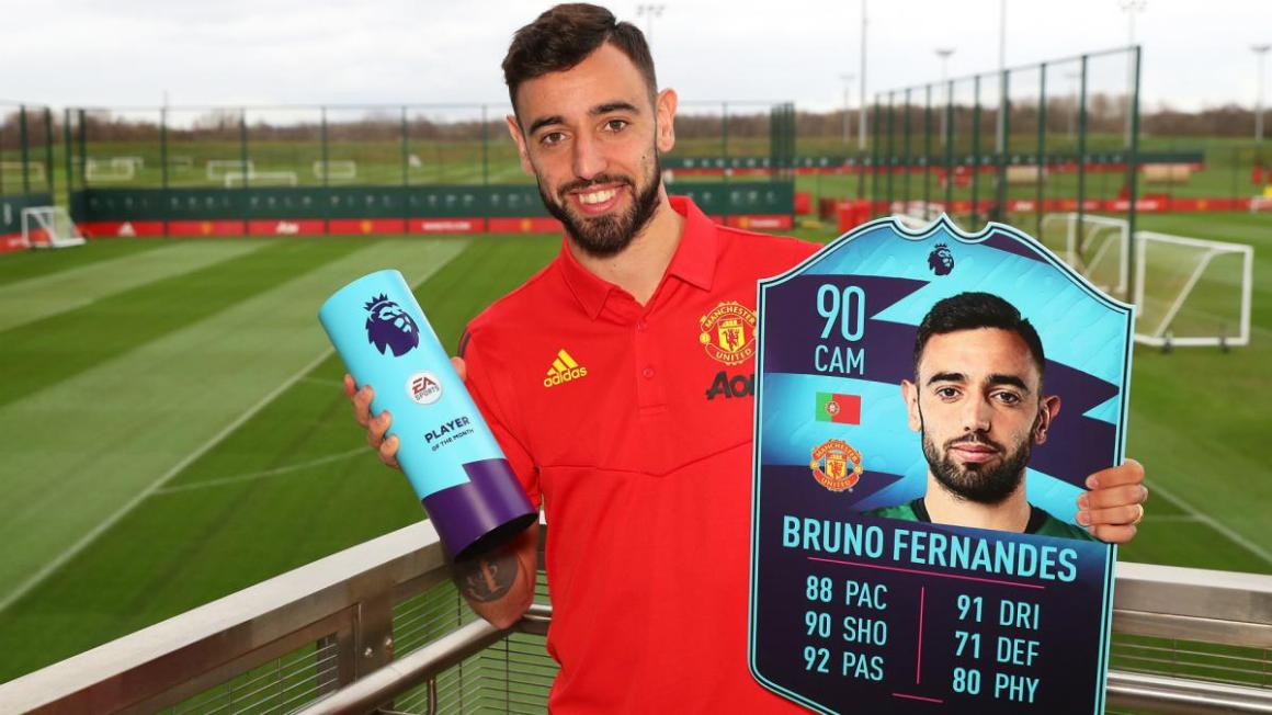 Bruno Fernandes: The opta stats behind Man Utd star's impressive start -  AS.com