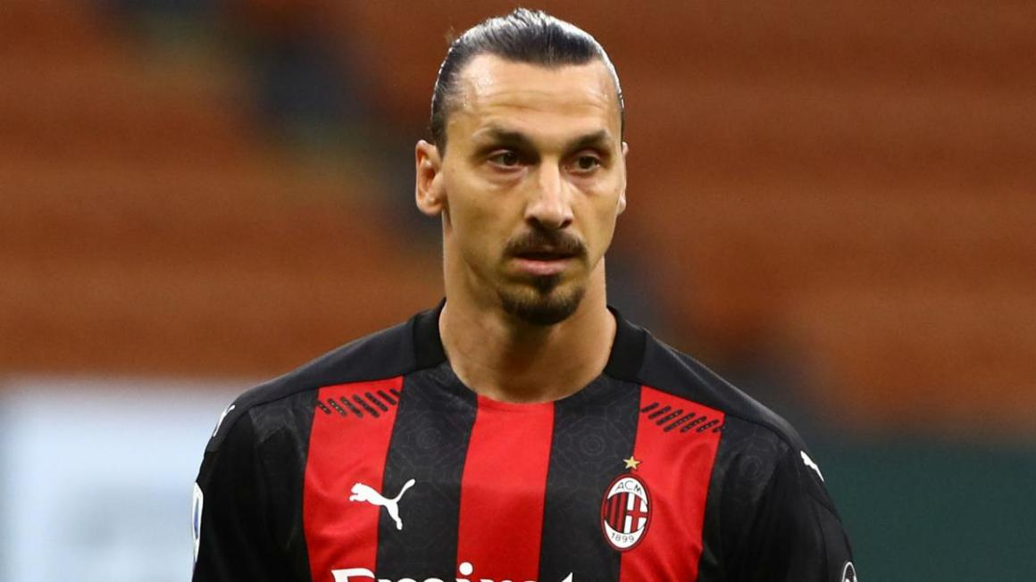 AC Milan and Zlatan Ibrahimovic agree one-year deal for veteran Swede -  AS.com