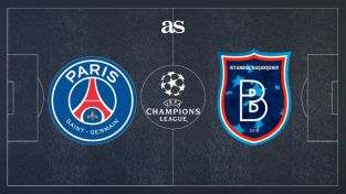 PSG vs Basaksehir: how and where to watch - times, TV, online - AS.com