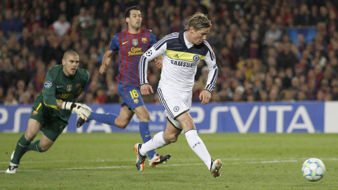 Atlético Madrid Fernando Torres: 10 goals in 18 games against Barcelona - AS.com
