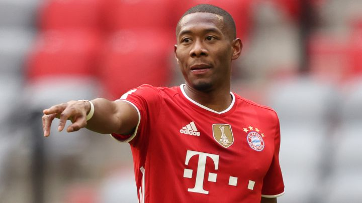 Real Madrid | Alaba in Madrid Tuesday ahead of imminent Real signing -  AS.com