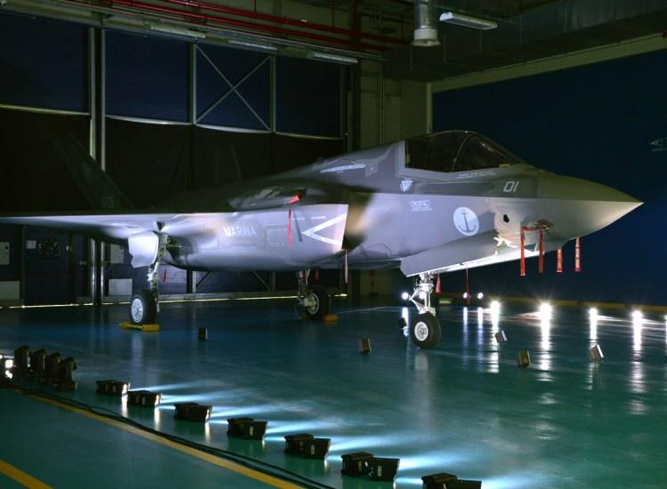 F-35B Marina Militare