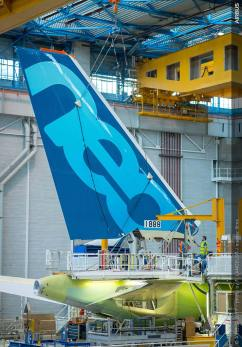 Airbus A330-800neo-MSN1888
