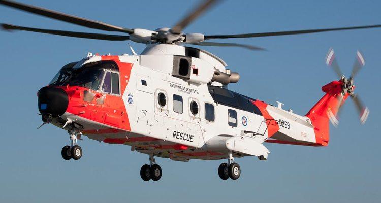 AW-101 SAR Norway