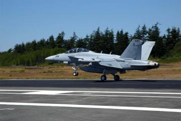 EF-18G growler us navy