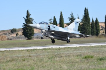 Hellenic Air Force Mirage 2000