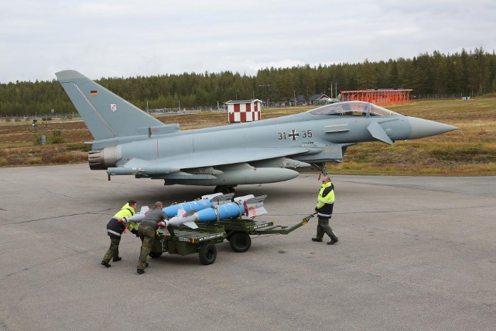 German Eurofighters