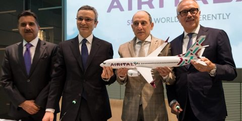 Meridiana becomes Air Italy