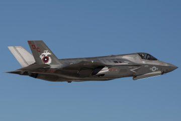 F-35B USMC VMFA-122