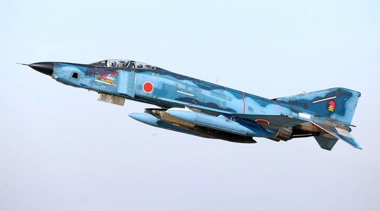 F-4J Eagle  Japan Self-Defence Air Force