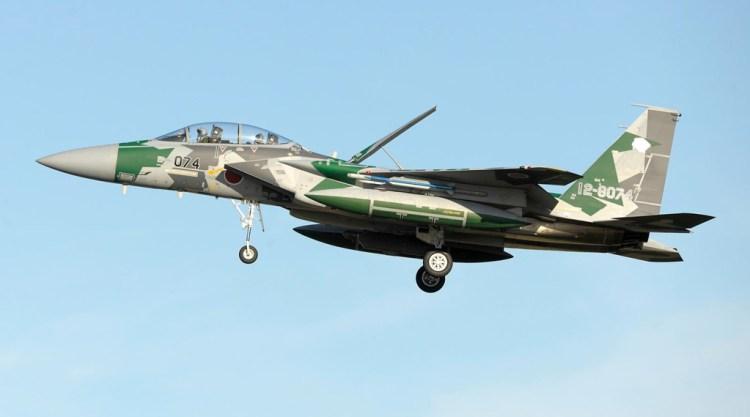 F-15J Eagle Japan Self-Defence Air Force