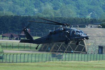 HH-60G Pave Hawk 57th RQS USAFE
