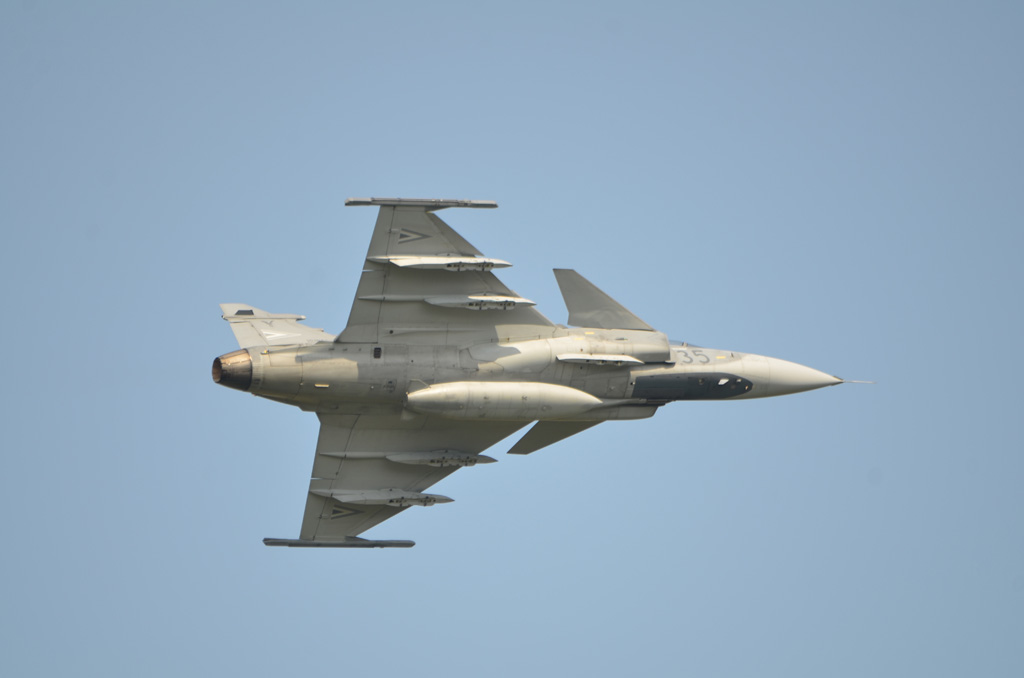 Hungarian Air Force: from MiG to Gripen - Aviation Report - ENG