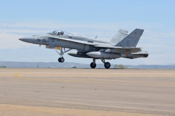 EF-18 Hornet Ejercito del Aire - Spanish Air Force
