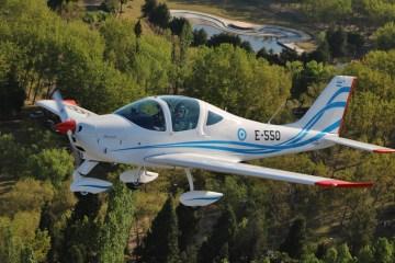 Tecnam P2002JF Fuerza Aerea Argentina