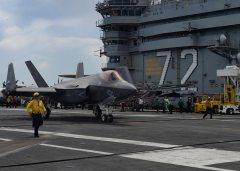 US Navy F-35C Lightning II