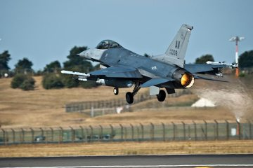 USAFE F-16C Aviano AFB 31st Fighter Wing