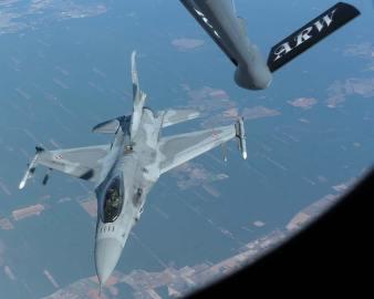 Polish Air Force F-16