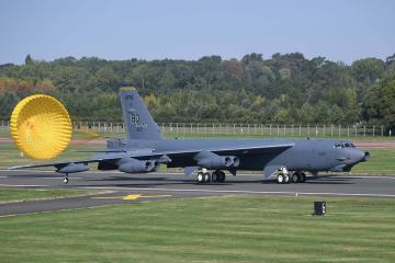 USAF B-52 in Europe 2018