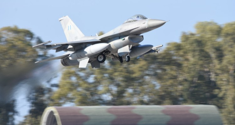 Hellenic Air Force F-16 Fightning Falcon