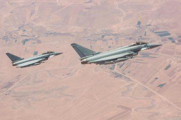 Royal Air Force Typhoon