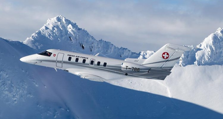 swiss government pc24 super versatile jet