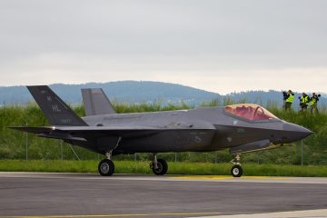 Air2030 Swiss Air Force F-35