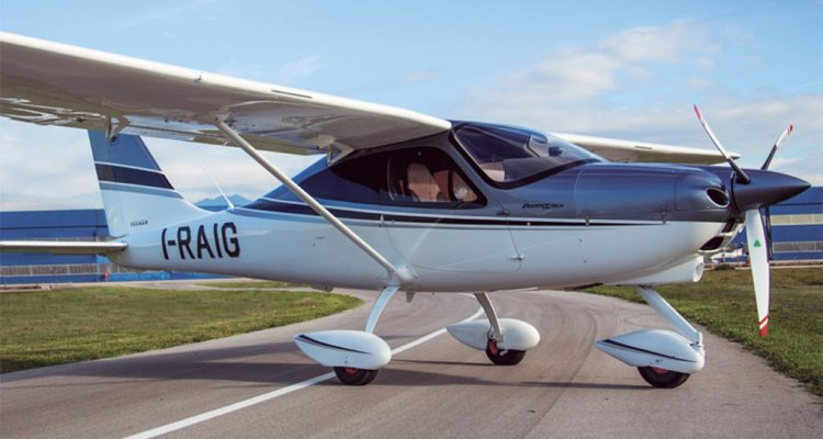 tecnam P2008 Smart Aviation Poland