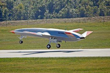 Boeing MQ-25A Stingray
