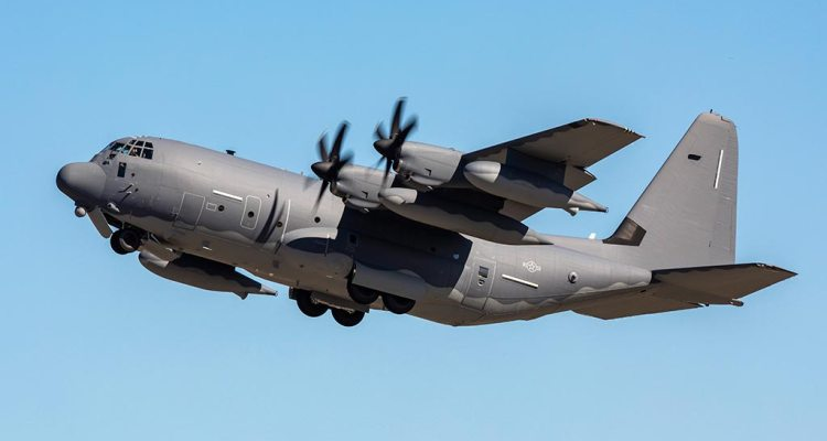 2600th C130 Hercules delivered