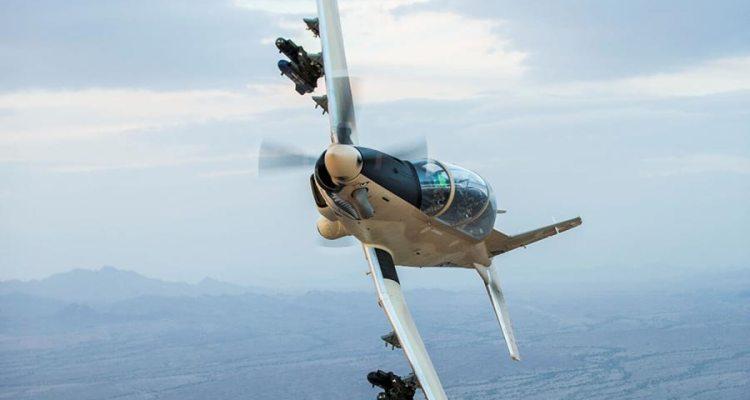 USAF light attack aircraft programme