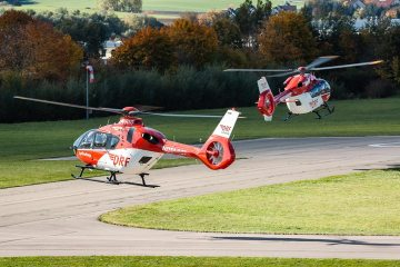Airbus Helicopters H145+H135 DRF Luftrettung @ Patrick Heinz