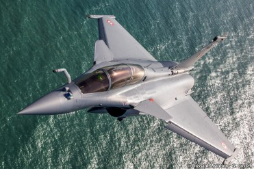 First Indian Air Force Rafale