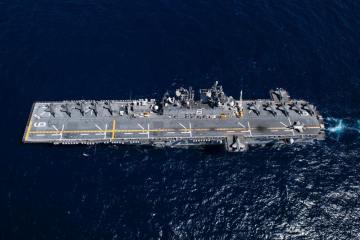 USS America F35B