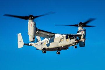 Bell Boeing CMV-22 Osprey