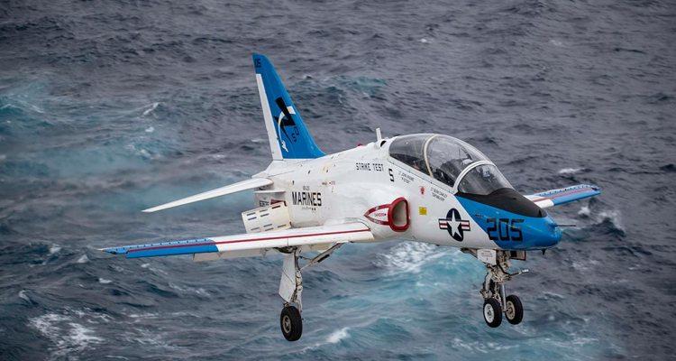 T-45-Goshawk Air-Test-and-Evaluation-Squadron-(VX)-23