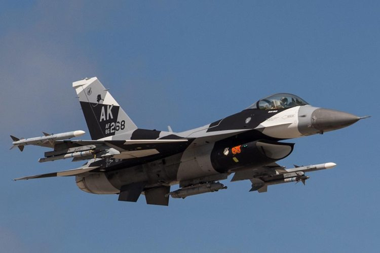 USAF F-16 18th AGRS