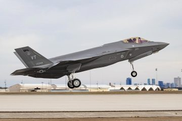 500th F35A delivered