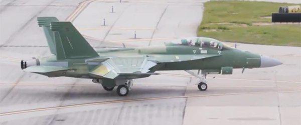 F-18 Super Hornet Block III