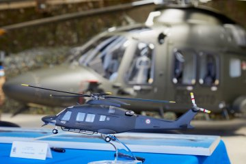 AW169M italian Army Aviation
