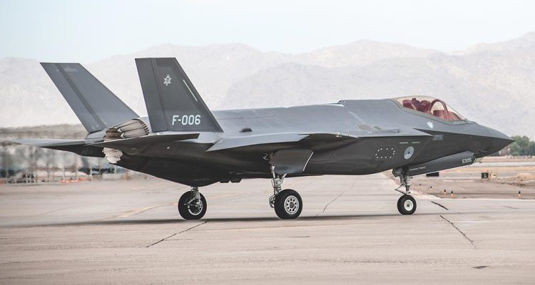 F-35A Royal Netherlands Air Force