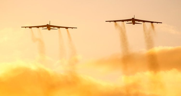 USAF B52 Stratofortress
