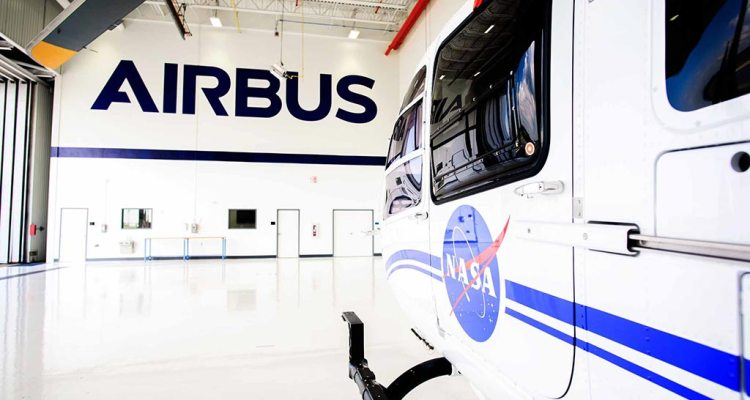 Airbus Helicopters H135 Nasa
