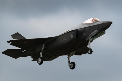 14th Royal Netherlands Air Force F-35A